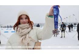 ФОТОФАКТ: Лыжная гонка Minsk Ski Cup 2021