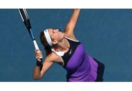 Виктория Азаренко вышла в 1/8 финала турнира в Дохе