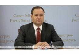 Комплекс мер в ответ на западные санкции готов - Головченко